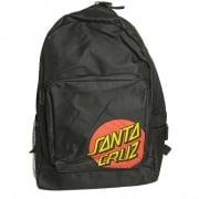 Santa Cruz Rugzak: Backpack Classic Dot BK