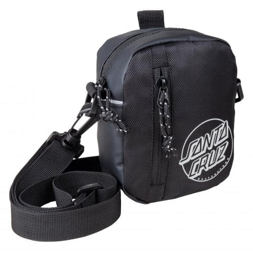 Santa Cruz Skateboards Zak: Bag Click Black