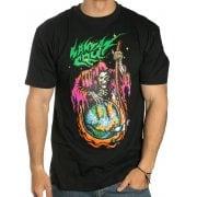 Santa Cruz T-Shirt: Smile Now BK