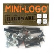 Mini-Logo Skateboards Schroeven Mini-Logo: Hardware Phillips 1""