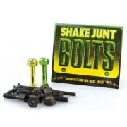 "Shake Junt Schroeven: Bag o' Bolts 1 Green, 1 Yellow 1"" Phillips"