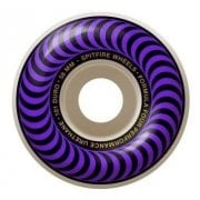 Spitfire Wheels: F4 101 Classic Purple (58mm)