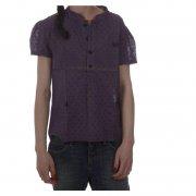 Split Girl Shirt: Runner PP, S