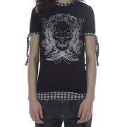 Split Girl Tshirt: Business BK, XS