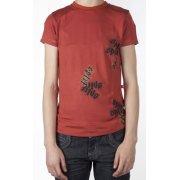 Split Girl Tshirt: Realist BR, XS