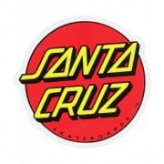 Stikers Santa Cruz: Classic Dot 30 RD
