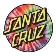 Stikers Santa Cruz: Tie Dye 30 MC