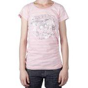 Superdry Girl T-Shirt: Sunbleach Pale PK, XS