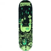 Creature Skateboards Tabel Creature: Evil Roots Team 8.25