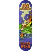 Tabel DeathWish: Dickson Happy place 8.2