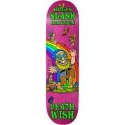 Tabel DeathWish: Slash Happy place 8.0