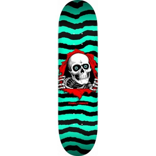 Tabel Powell: Ripper Green 8.75