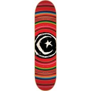 Tabla Foundation Skateboards: Star & Moon Zarape 8.25