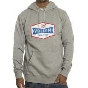 Volcom Sweatshirt: Supply Stone GR