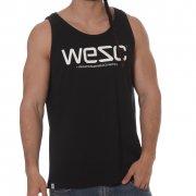 WESC Tank: WeSC BK