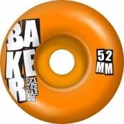 Wielen Baker: Stacked Orange (52 mm)