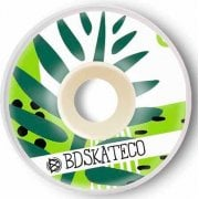 Wielen BDSkateCO: Leaves #1 (53 mm)