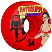 Wielen Bones: Raybourn Phoebe Bones-Red (54 mm)