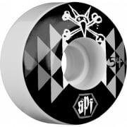 Wielen Bones: SPF Fireball (54 mm)