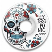 Wielen Hydroponic: Mexican Skull Turquoise (53mm)