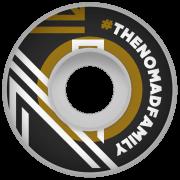 Wielen Nomad: Hashtag Black (51 mm)