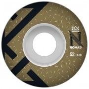 Wielen Nomad: OG Logo Gold (52 mm)