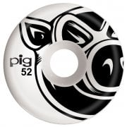 Wielen Pig: Head Conical Natural (52 mm)