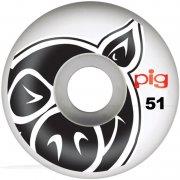 Wielen Pig: Head Natural (51 mm)