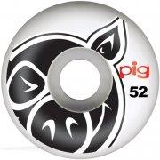 Wielen Pig: Head Natural (52 mm)