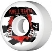 Wielen Powell Peralta: Park Ripper White (54 mm)