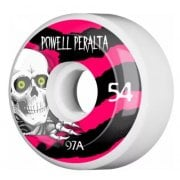 Wielen Powell Peralta: Ripper 4 White (54 mm)