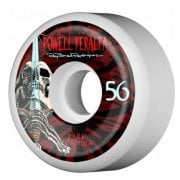 Wielen Powell Peralta: Rodriguez Skull and Sword PF (56 mm)