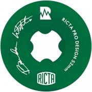 Wielen Ricta: Brandon Westgate Pro NRG Green (52 mm)