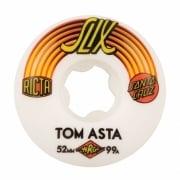 Wielen Ricta: Tom Asta SC Slix 99A (52mm)