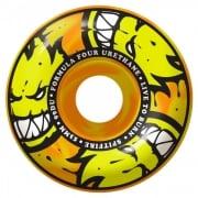 Wielen Spitfire: F4 99D Afterburner Orange Yellow (53 mm)