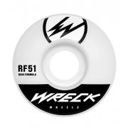 Wreck  Wielen Wreck: Original Cut White (51 mm)