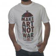 Wrung T-Shirt: Make Art WH