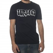 Wrung T-Shirt: Soda X Throw Up BK