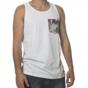 Wrung Tank-Top: Pocketank WH
