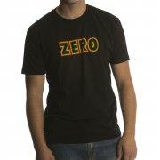 Zero T-Shirt: Rasta Bold BK