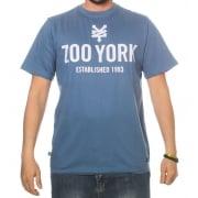Zoo York T-Shirt: Templeton Ashes BL
